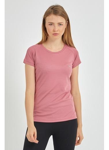 Slazenger Slazenger RELAX Kadın T-Shirt Gül Renkli